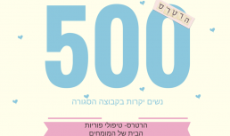 500 נשים בקבוצה